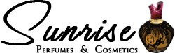 SUNRISE perfumes & Cosmetics