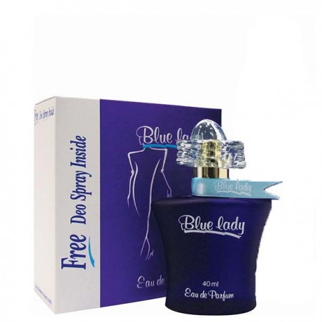 BLUE LADY 40ML+DEO50ML