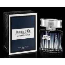PARFUM D'OR MYTERIOUS men 100ML